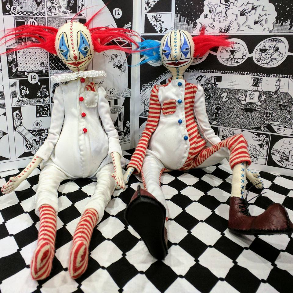 Art Talk – Heidi Rathbone of 'Rathbone Dolls'