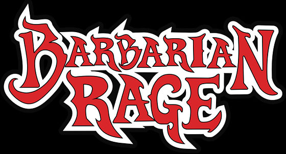 Art Talk – Scott Cherry of 'Barbarian Rage'