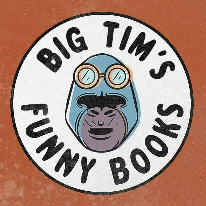 Comic Book Talk – Tim Stiles of 'Big Tim's Funny Books.'