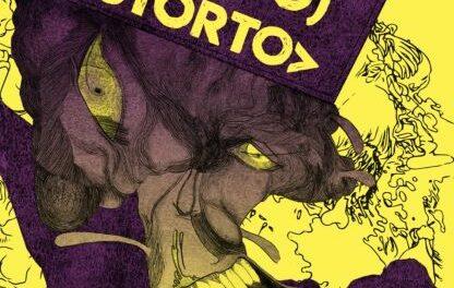 Comic Review – 'Storto (Storto) <Storto>' aka 'Crooked (Crooked) <Crooked>' (circa 2019) From Italian Comic Artist Danilo Manzi; Published by Hollow Press.