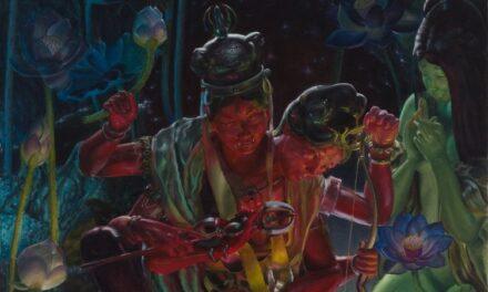 Art Talk – We Catch Up With Australian Artist Samuel Quinteros