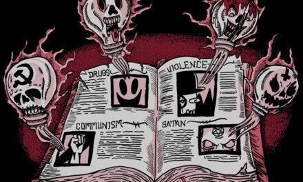 The Most Dangerous Books on Earth: An Essay on Dangerous Ideas