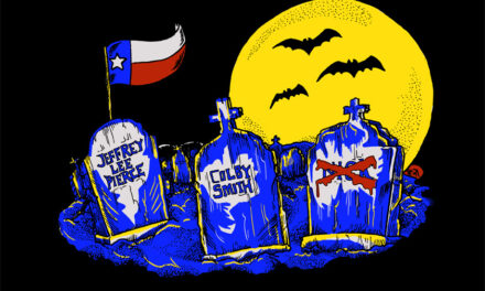 The Nudity of Death: On 'Texas Serenade' by The Gun Club